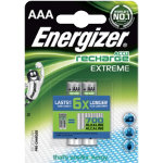 Energizer Batteries Rechargeables Extreme AAA 2 Pack