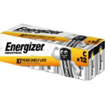 Energizer Battery Industrial C Pack 12