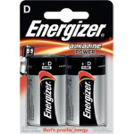 Energizer Batteries Power D