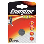 ENERGIZER Battery Miniatures CR2016