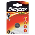 ENERGIZER Batteries Miniatures CR2025