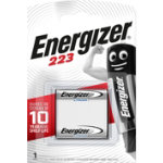 Energizer Battery Lithium Proprietary Battery Size