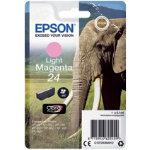 Epson 24 Original Ink Cartridge C13T24264012 Light Magenta