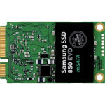 Samsung Solid State Drive 850 EVO mSATA 500GB