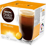 NESCAFe Dolce Gusto Coffee Pods Preludo 16 Pieces