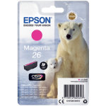 Epson 26 Original Ink Cartridge C13T26134012 Magenta Pack