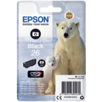 Epson 26 Original Ink Cartridge C13T26114012 Photo Black Pack