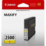 Canon PGI 2500 Original Ink Cartridge Yellow