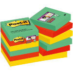 Post it Sticky notes Marrakech Assorted 48 x 48 mm