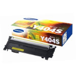 Samsung CLT Y404S Original Yellow Toner cartridge CLTY404SELS
