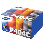 Samsung CLT P404C Original Toner Cartridge Black 3 Colours 4 pieces