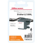 Office Depot Compatible Brother Ink Cartridge Black