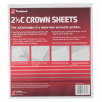 Twinlock Crown 2centC 9 7 8 x 9 Double Ledger