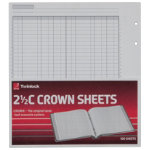 Twinlock Crown 2centC 9 7 8 x 9 Double Cash Ledger