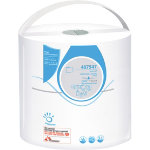 Papernet Wiper Roll Drytech Without feather edge White