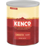 Kenco Really Smooth Instant Coffee 750G Tin