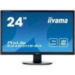 iiyama LCD Monitor E2483HS B3 61 cm 24