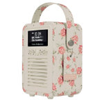 View Quest DAB  Radio with Bluetooth Retro Radio Emma Bridgewater Rose Bee