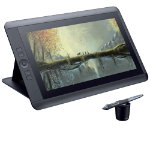 Wacom Graphics Tablet DTH 1300 Black