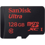 SanDisk microSDXC Ultra 128 GB
