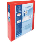 Exacompta Ring binder 51844RE A4 Maxi Polypropylene 70 mm