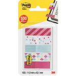 3M Super Sticky Notes Candy Assorted 432 x 119 mm 20 sheets