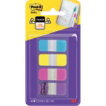 Post it Index Notes Aqua Assorted 158 x 381 mm