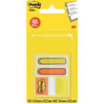 Post it Index notes Arrows Assorted
