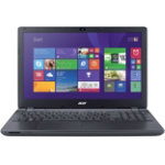 Acer Notebook E5 571 34YZ Intel Core I3 4005U Speed 17 GHz SD card 500 GB Windows 81