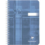 Clairefontaine Notebook Wirebound Blue Ruled A5 21 x 148 cm