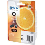 Epson T3341 Original Black Ink Cartridge C13T33414010