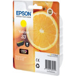 Epson Original Ink Cartridge C13T33444010 Yellow