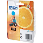 Epson Original Ink Cartridge C13T33624010 Cyan
