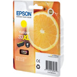 Epson Original Ink Cartridge C13T33644010 Yellow