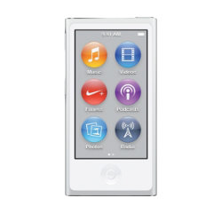 Apple iPod Nano Touch Silver