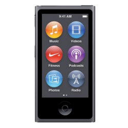 Apple iPod Nano Touch Space Gray