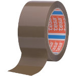 tesa Sealing Tape 4280 66 m Brown
