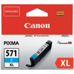 Canon 571XL Original Cyan Ink Cartridge 0332C001