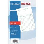 Exacompta Invoice Books 2113DIZ