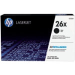 HP 26X Original Black Toner Cartridge CF226X