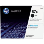 HP 80C2SKE Original Black Toner Cartridge CF287X