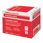 Office Depot 8044459 Paper A4 80gsm White
