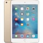 iPad Mini 4 WiFi 128 GB 20 cm 79 Gold