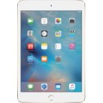 Apple ipad mini 4 WIFI celluar 16 GB 16 GB Gold