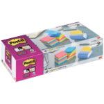 Post it Z Sticky Note Dispenser Z Note Pro Blue 53 x 113 cm