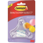 3M Party Hook Balloon Buncher 17801CLR ES Clear