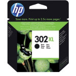 HP 302XL Original Black Ink Cartridge F6U68AE