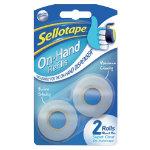 Sellotape Tape On hand Transparent