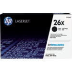 HP 26X Original Toner Cartridge CF226XC Black