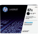 HP HP 87X Original Black Toner cartridge CF287XC